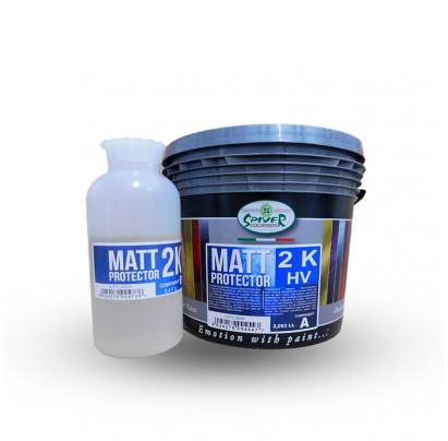 Matt protector 2K (A+B)